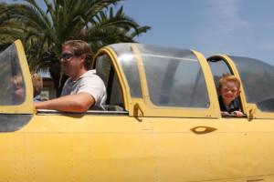 Open Cockpit Days in San Diego