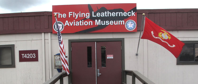 About Flying Leathernecks