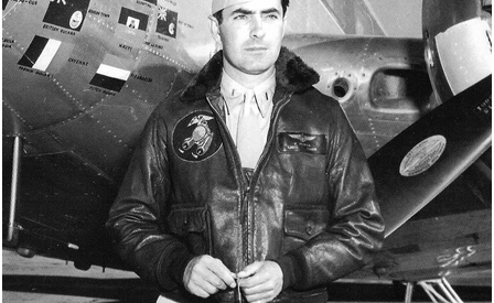 Tyrone Power Marine Aviator