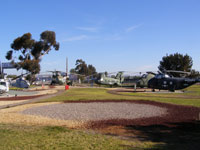 Helicopter Display