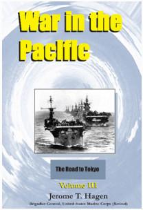 War in Pacific Vol III Book
